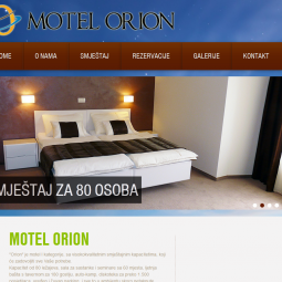 Motel Orion Ormanica, Srebrenik, Bosnia 2013-05-10