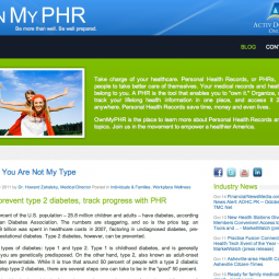 Own My PHR 2011-10-11