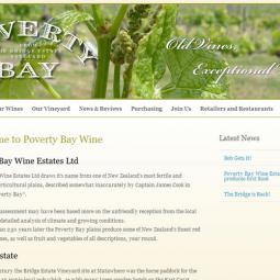 Poverty Bay Wines 2009-03-01