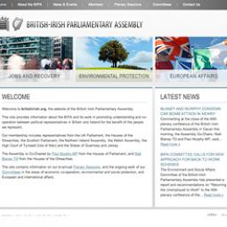 The British Irish Parliamentary Assembly 2010-02-18