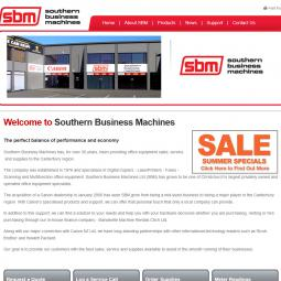 Southern Business Machines 2011-06-01