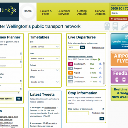 Metlink Wellington 2011-01-01