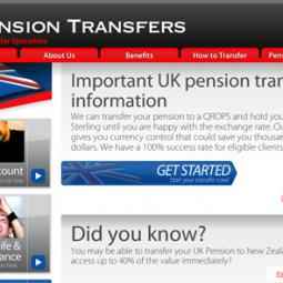 Pension Transfers 2009-03-01
