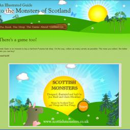 Scottish Monsters 2011-05-10