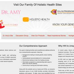 Holistic Health Int'l 2010-03-01