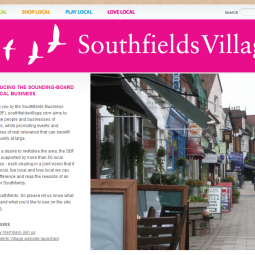 Southfields Village 2010-03-08