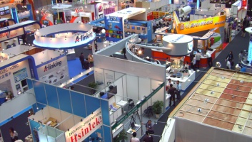 Expo floor image