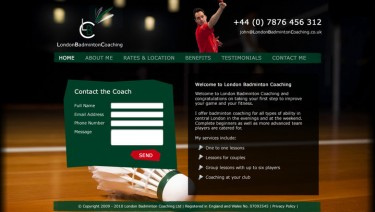 Badminton Coaching London