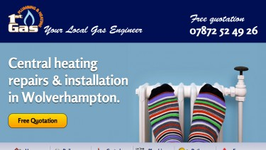 1st Gas Plumbing & Heating