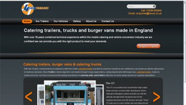 4sure catering trailers