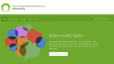 Open Education Resources university