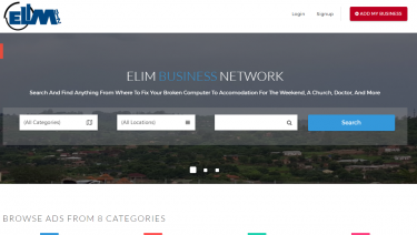Elim Business Network