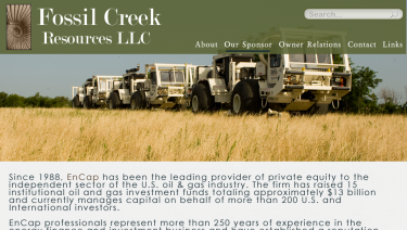 Fossil Creek Resources, LLC