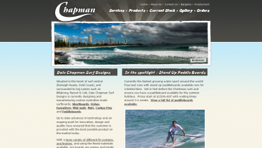 Chapman Surf Designs