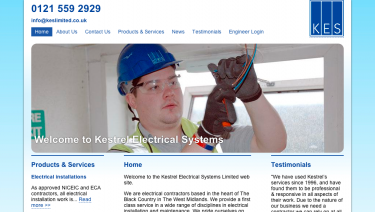 Kestrel Electrical Systems Ltd