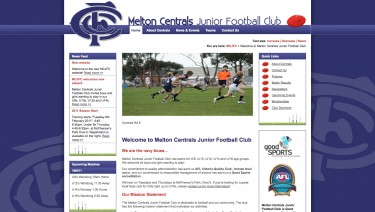 Melton Centrals Junior Football Club