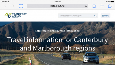 The NZ Transport Agency