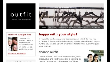 Outfit - Personal Style Consultancy