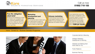 Kore Sales & Marketing Services