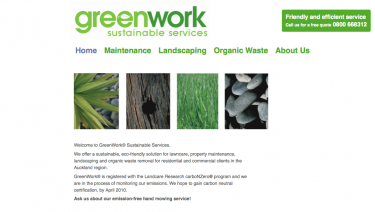 GreenWork LTD