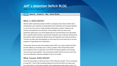Jeff's Attention Deficit BLOG