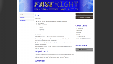 Fastright Engineering