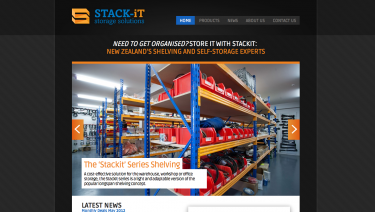 Stackit Shelving Solutions