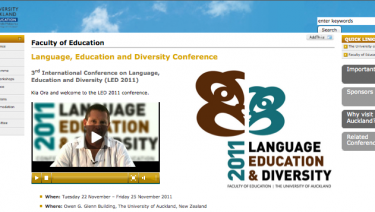 Language, Education and Diversity Conference