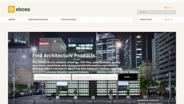 EBOSS - Find Architecture Products.