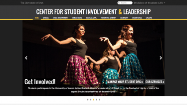 Center for Student Involvement & Leadership - The