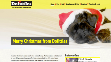 Dolittles Pet Superstore