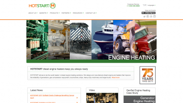 Hotstart Engine Heating