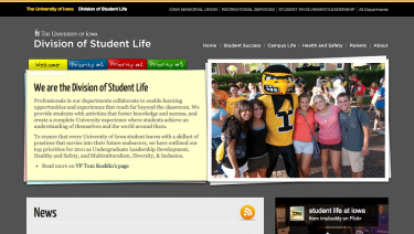 Division of Student Life (The University of Iowa)