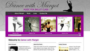 Dance With Margot