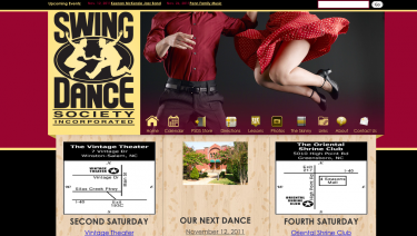 Piedmont Swing Dance Society