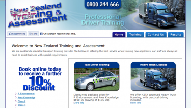 NZ Driver Training