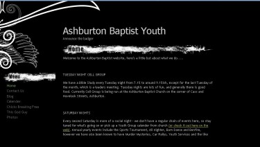 Ashburton Baptist Youth Group