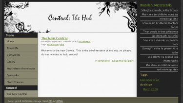 Central :: The Hub