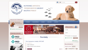 The Slovak Small Animal Veterinary Association (Sk