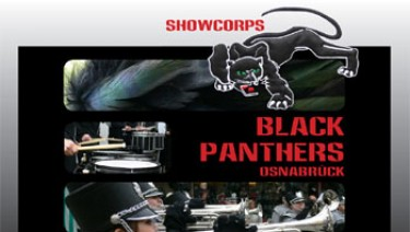 Showcorps Black Panthers