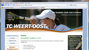 TC Weert Oost (TennisTeam)