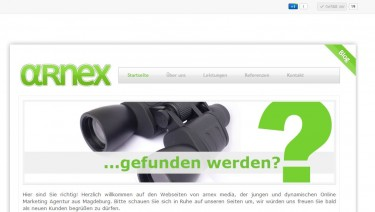 arnex media - Ihre Online Marketing Agentur aus Ma