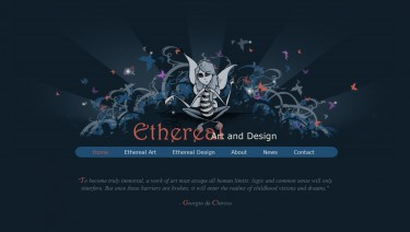 Ethereal Art and Design