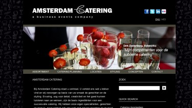 Amsterdam catering