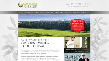 Gisborne Wine and Food Festival