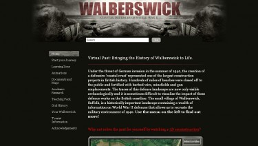 Walberswick World War 2
