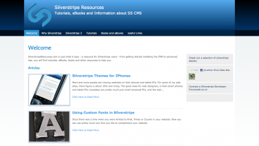 Silverstripe Resources