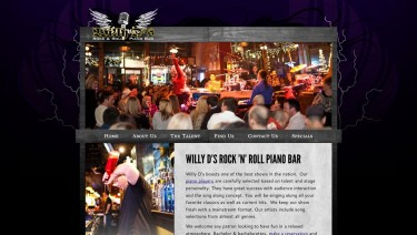 Willy D's Dueling Piano Bar