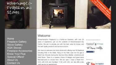 Wolverhampton Fireplaces