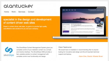 Alan Tucker - Specialist in the design and develop